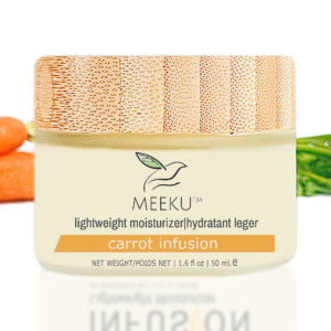 anti-aging lightweight facial moisturizer to diminish fine lines and wrinkles by meeku